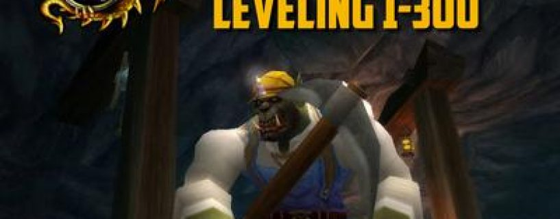 Classic WoW Mining Leveling Guide 1-300