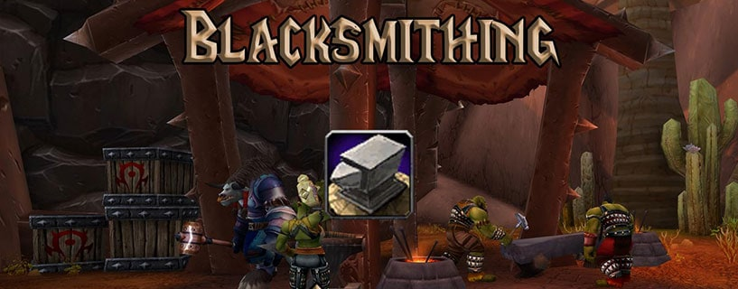 WoW Classic Blacksmithing Guide