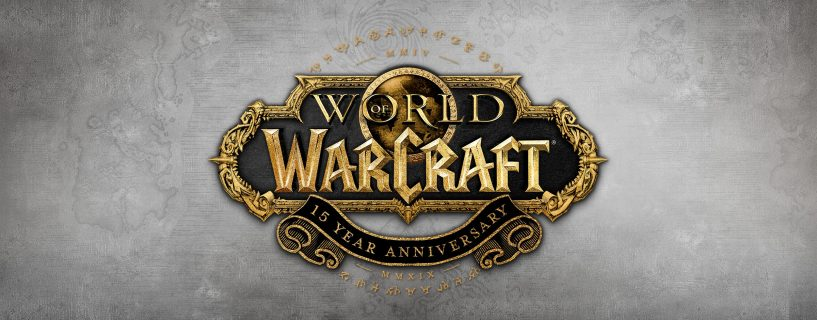 World of Warcraft's 15 Year Anniversary Starts Today